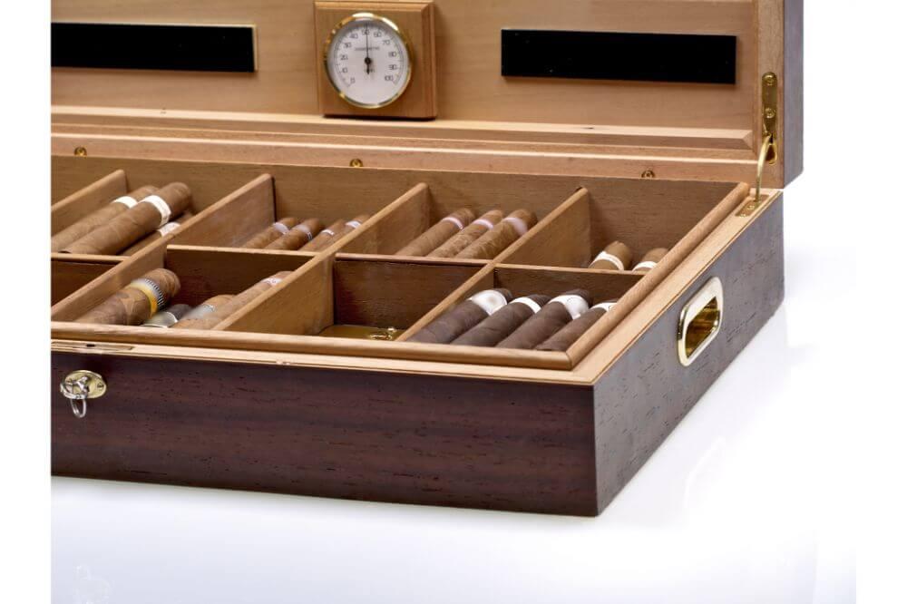 large cigar humidor