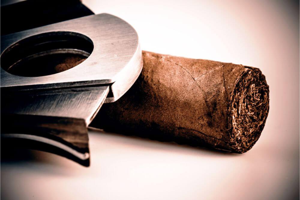 guillotine cigar cutter
