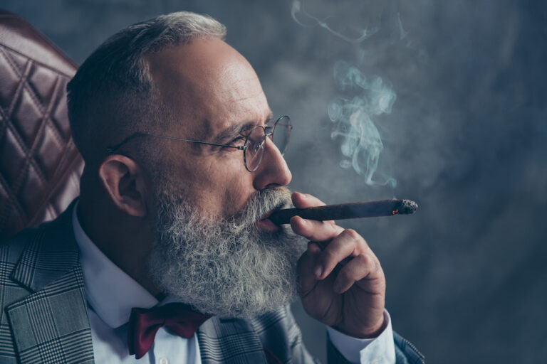 How To Puff a Cigar